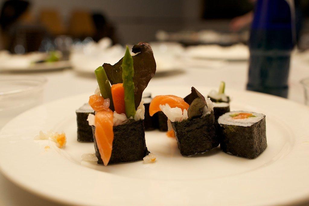 Activité Cross Sushi 2011