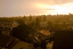 Jour pluvieux