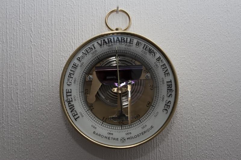 Baromètre 1/17B Naudet-Dourde